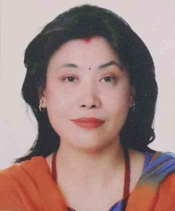 Shrijana Shrestha